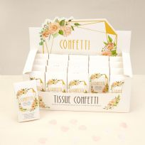 Geo Floral Tissue Throwing Confetti (1)
